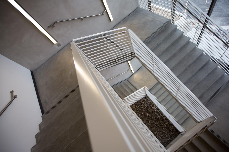 Stavba schodiště