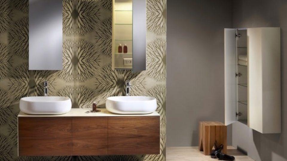 Dřevo v koupelně? S Le Bon jde všechno!