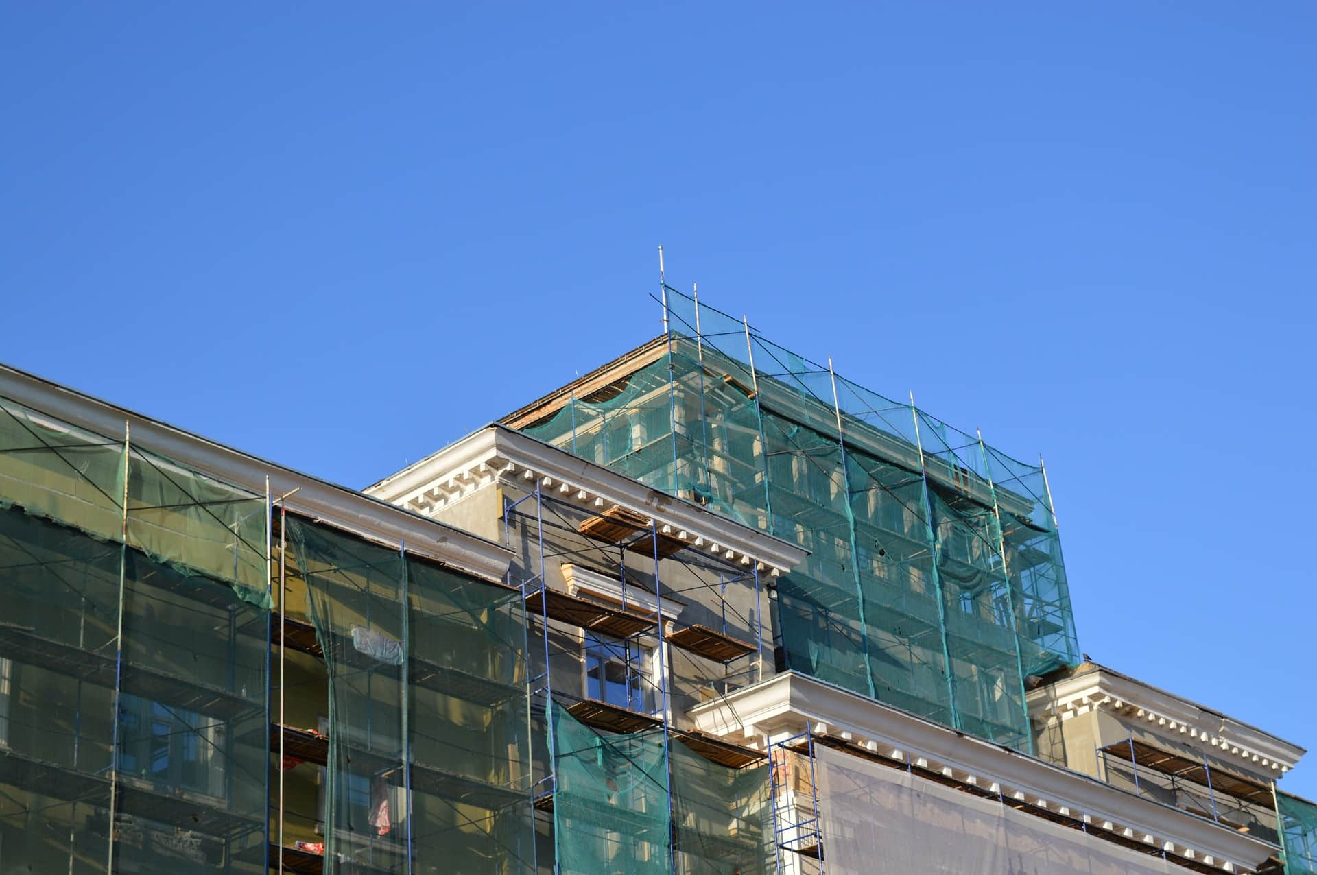 Rekonstrukce fasády