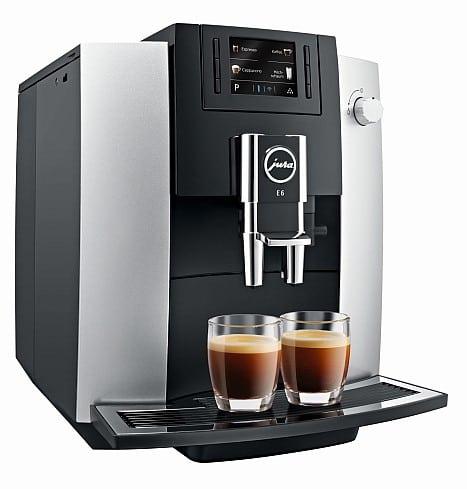 Kávovar JURA E6