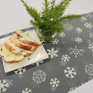 Vánoční dekorace ubrus