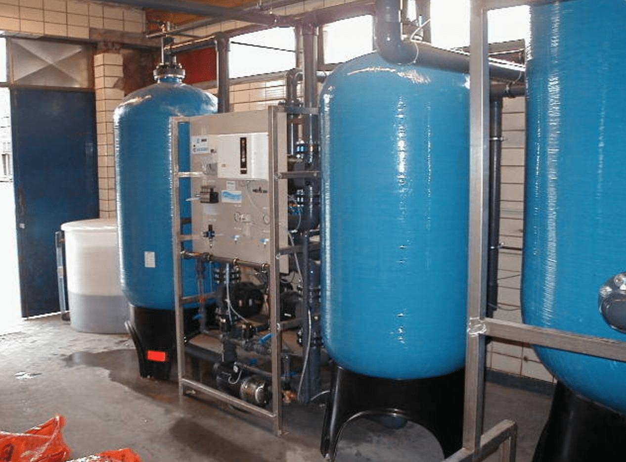 úprava vody