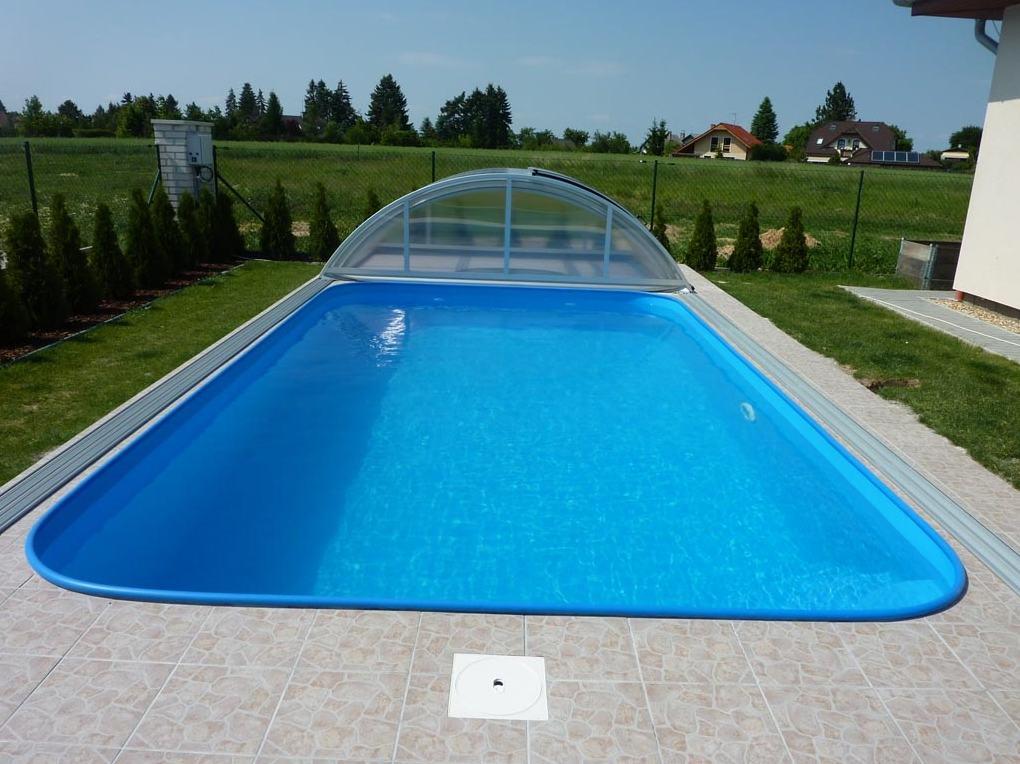 Plastové bazény akce
