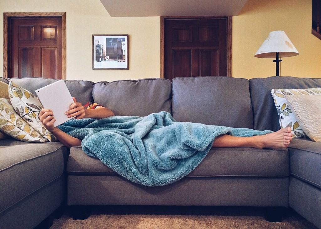 Relax obývací pokoj