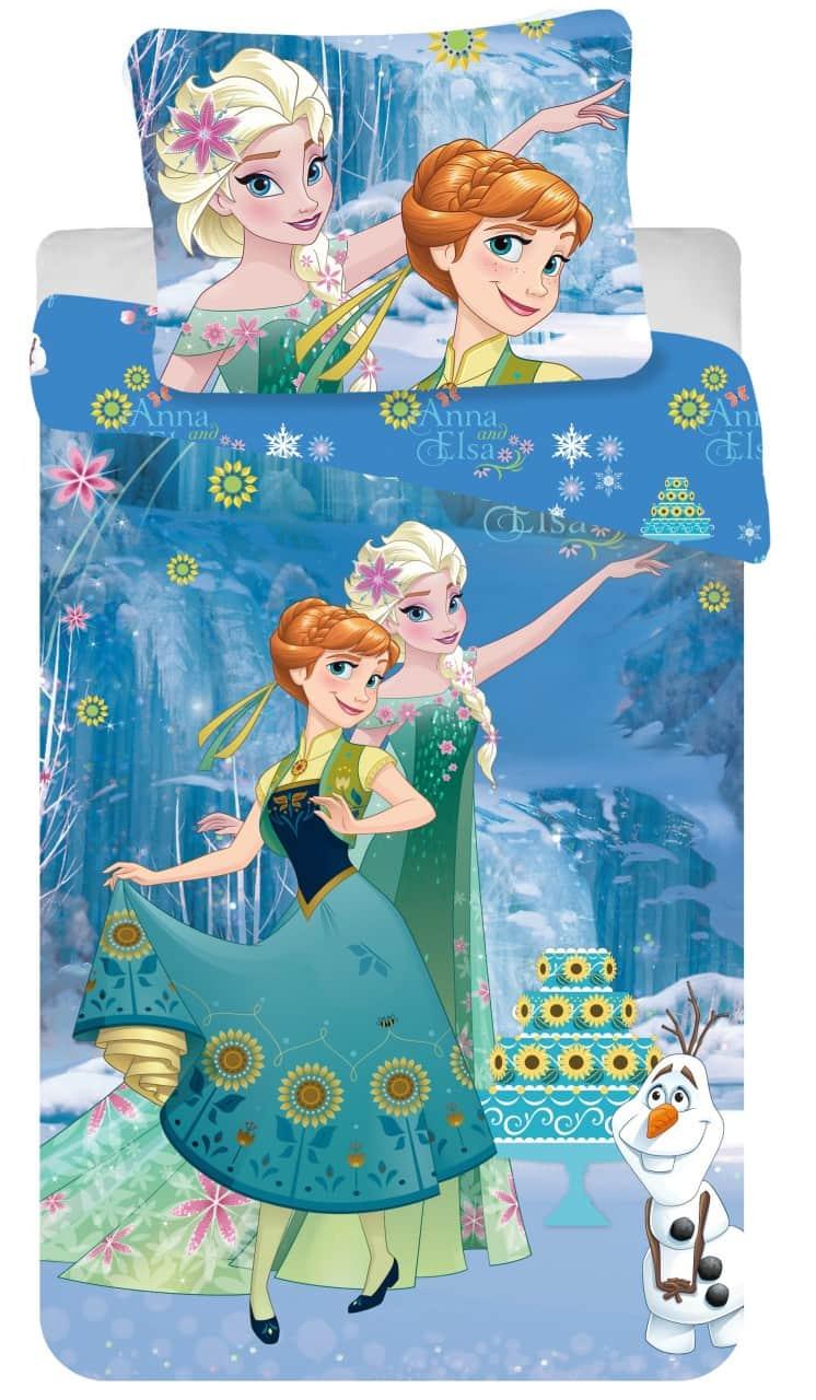 Dětské povlečení ledové království