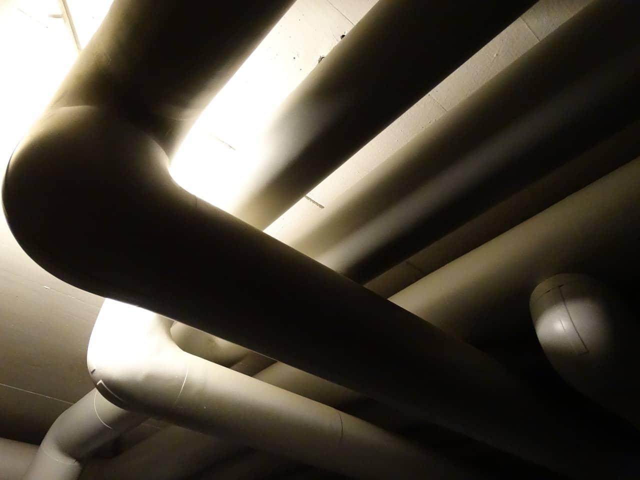 Izolace trubek a potrubí