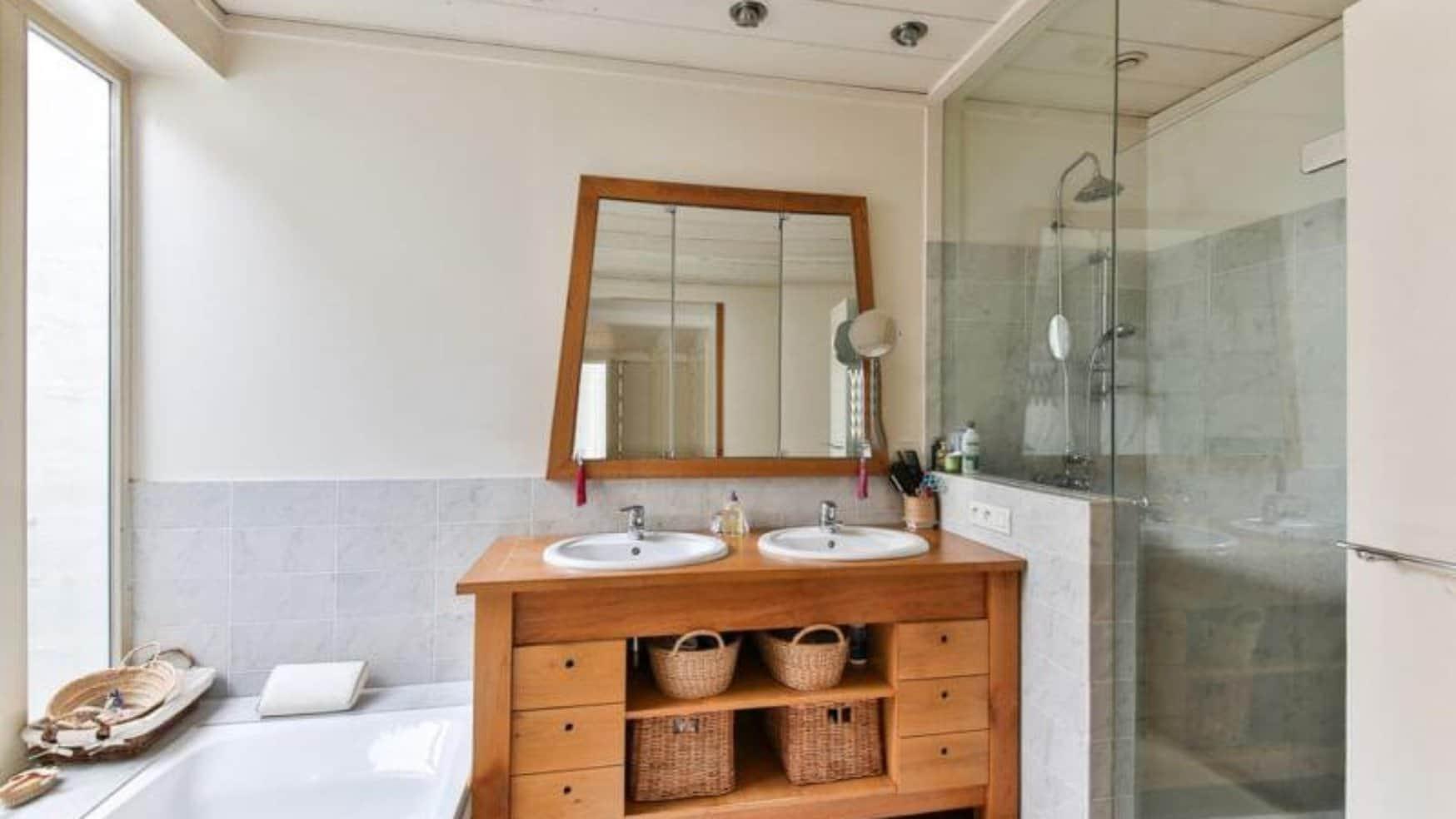 I z obyčejné koupelny může být soukromé wellness
