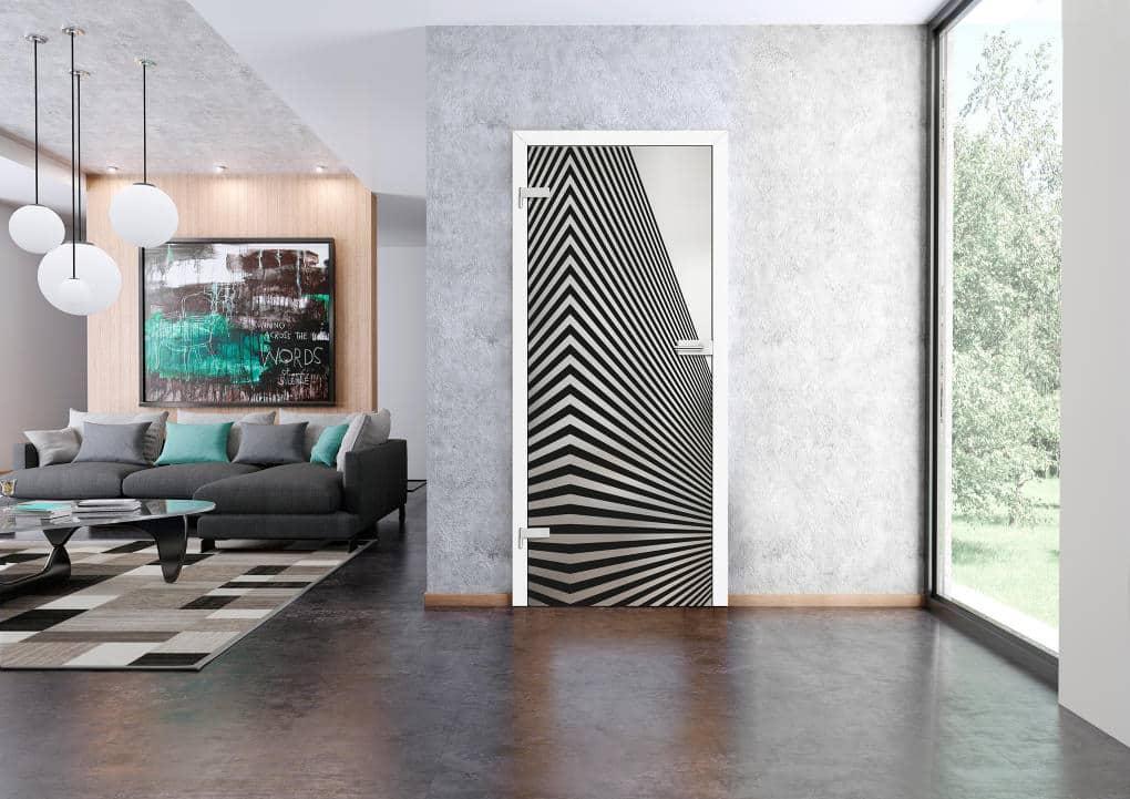Interiérové dveře Graf