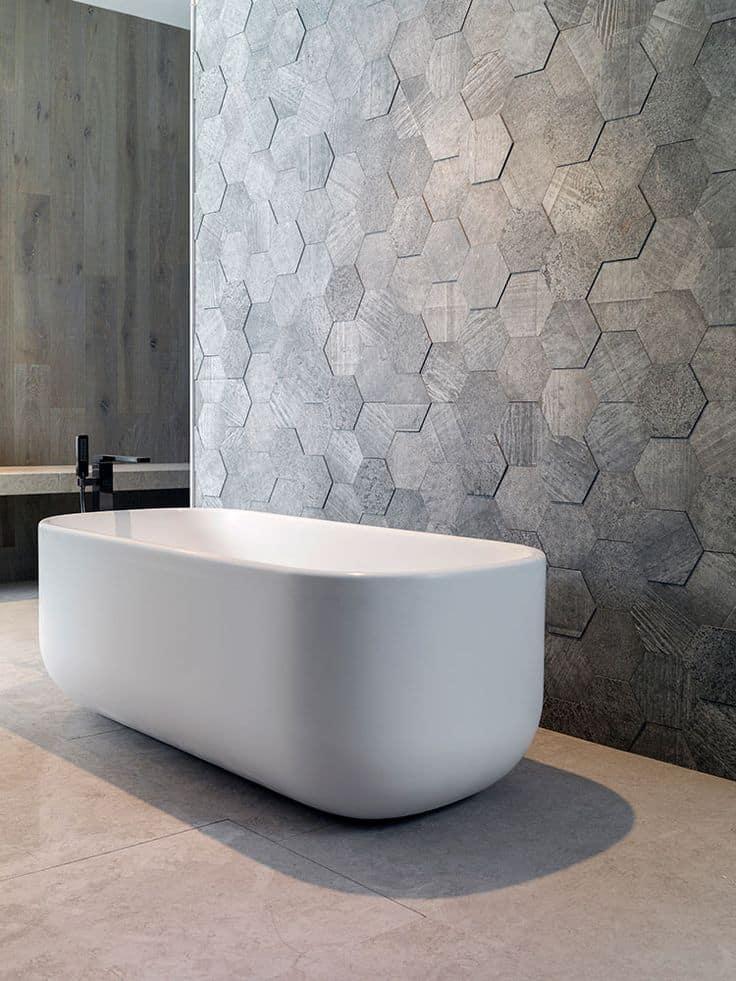 3D dlaždice koupelna