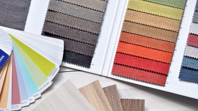Barvy paleta barev